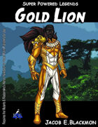 Super Powered Legends: Gold Lion