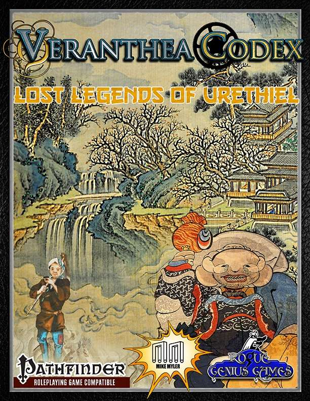 Veranthea Codex: Lost Legends of Urethiel