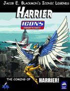 Iconic Legends: Harrier
