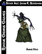Stock Art: Blackmon Annis Hag