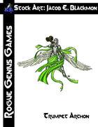 Stock Art: Blackmon Trumpet Archon