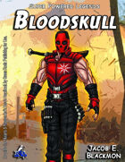 Super Powered Legends: Bloodskull