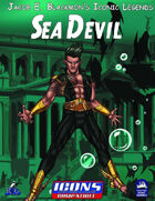 Iconic Legends: Sea Devil