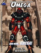 Super Powered Legends: Omega