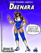 Super Powered Legends: Daenara