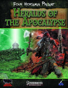 Four Horsemen Present: Heralds of the Apocalypse