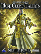 The Genius Guide to More Cleric Talents