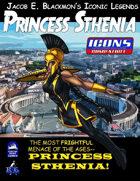 Iconic Legends: Princess Sthenia