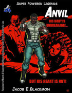 Super Powered Legends: Anvil