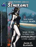 Super Powered Legends: Semiramis