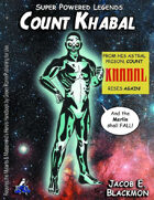 Super Powered Legends: Count Khabal