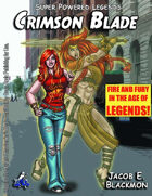 Super Powered Legends: Crimson Blade