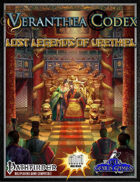 Veranthea Codex: Lost Legends of Urethiel 2.0