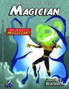 Super Powered Legends: Magician