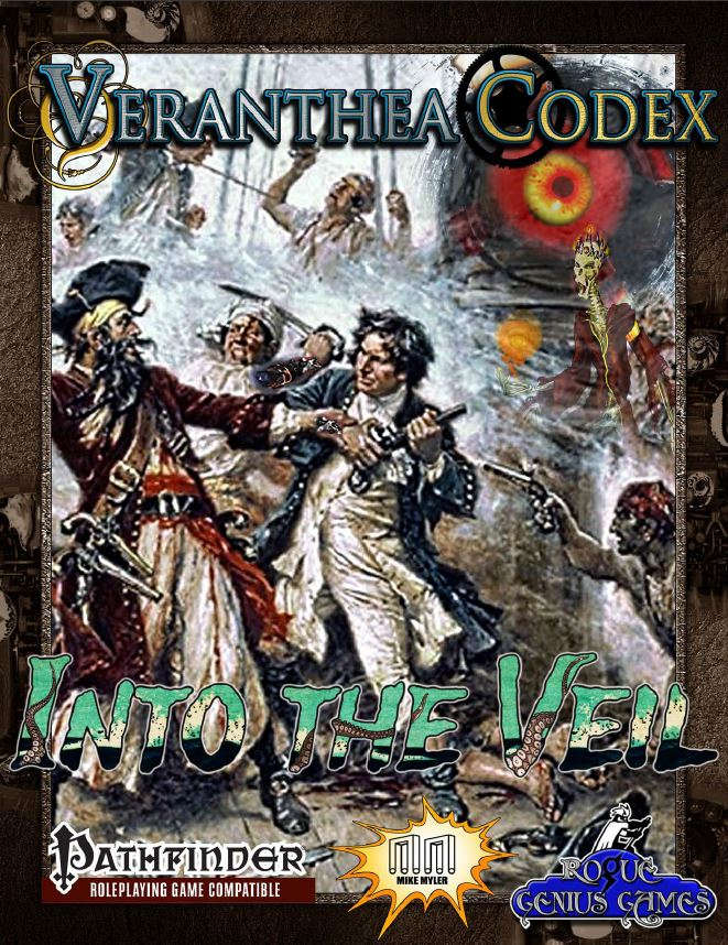 Veranthea Codex: Into the Veil 2.0