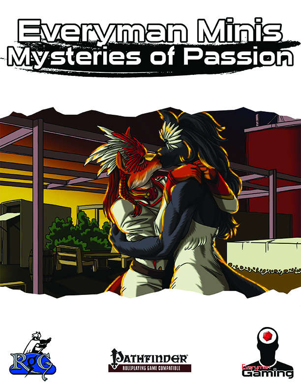 Everyman Minis: Mysteries of Passion