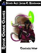 Stock Art: Blackmon Tentacle Whip