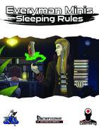 Everyman Minis: Sleeping Rules
