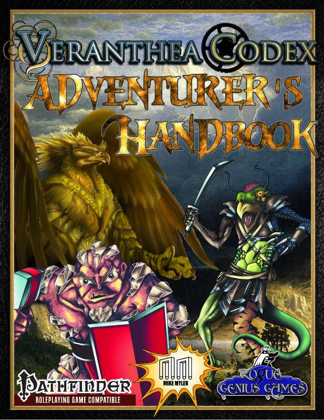 Veranthea Codex: Adventurer's Handbook