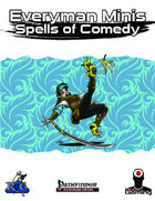 Everyman Minis: Spells of Comedy