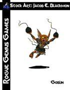 Stock Art: Blackmon Goblin