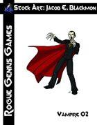 Stock Art: Blackmon Vampire 02