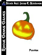 Stock Art: Blackmon Pumpkin