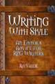 Writing With Style: An Editor's Advice for RGP Writers