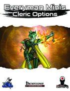 Everyman Minis: Cleric Options