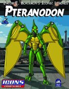 Iconic Legends: Pteranodon