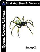 Stock Art: Blackmon Spider 02