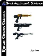 Stock Art: Blackmon Ray Guns