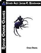 Stock Art: Blackmon Cyber Drider
