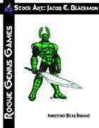 Stock Art: Blackmon Insectoid Star Knight