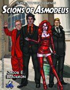 Super Powered Legends: Scions of Asmodeus