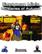 Everyman Minis: Mysteries of Autumn