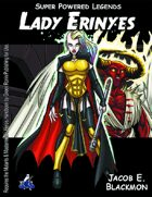 Super Powered Legends: Lady Erinyes