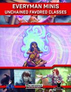 Everyman Minis: Unchained Favored Classes