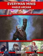 Everyman Minis: Magus Arcana
