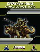 Everyman Minis: Animal Teamwork Feats