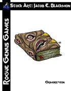 Stock Art: Blackmon Grimoire-icon