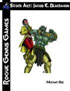 Stock Art: Blackmon Mutant Orc