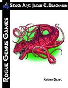 Stock Art: Blackmon Kraken Beast