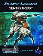 Starfarer Adversaries: Sentry Robot