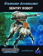 Starfarer Adversaries: Sentry Robot