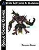Stock Art: Blackmon Treachery Demon