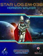 Star Log.EM-038: Horizon Walker
