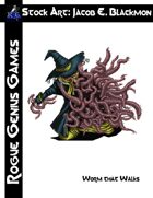 Stock Art: Blackmon Worm that Walks