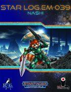 Star Log.EM-039: Nashi