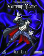The Genius Guide to Vampire Magic